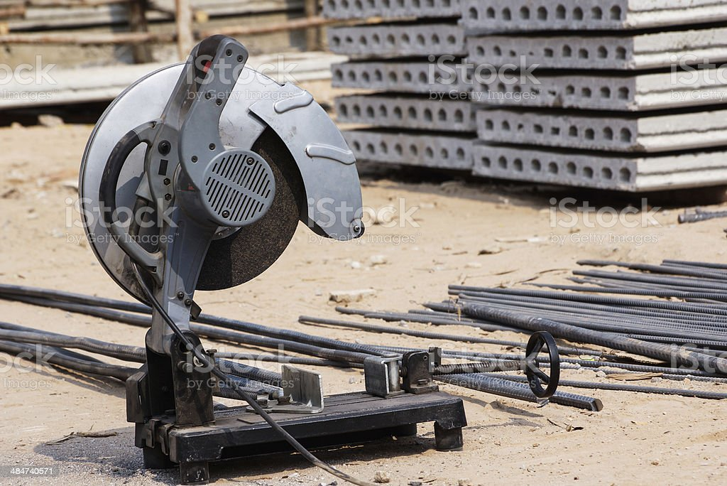Cutting Equipment stock photo