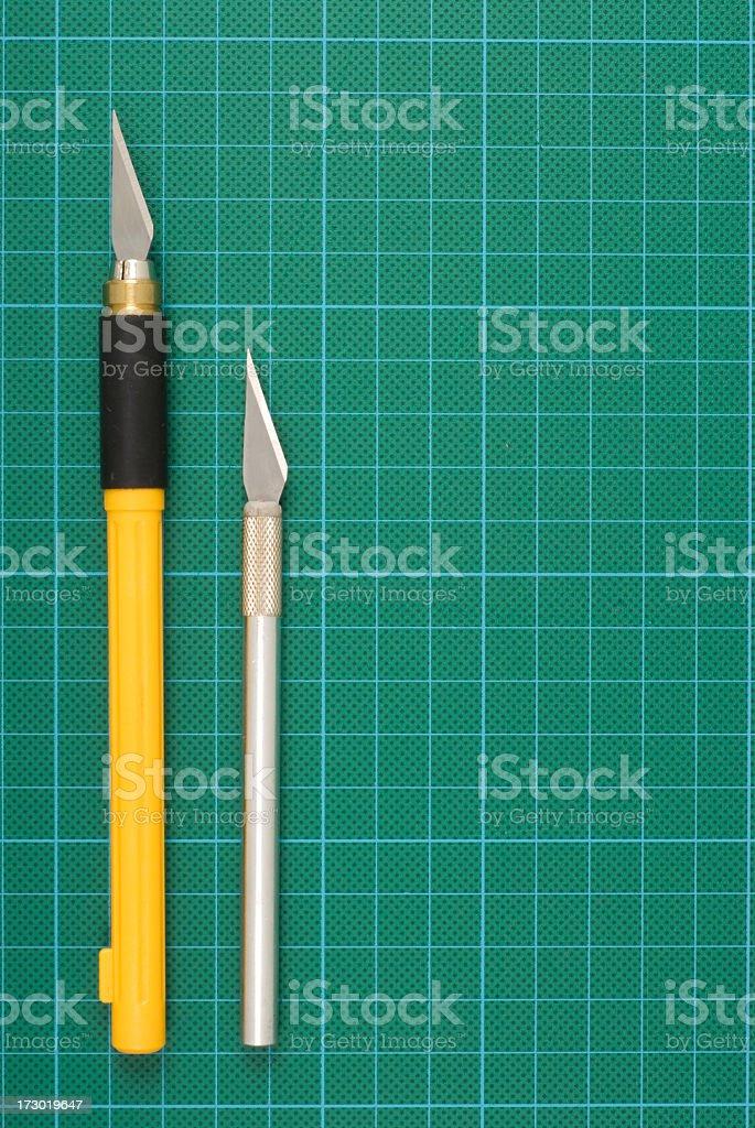Cutting Utensils stock photo