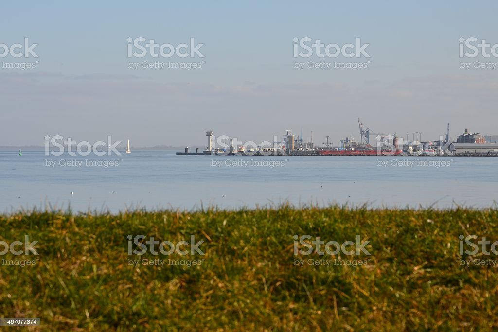 Cuxhaven stock photo