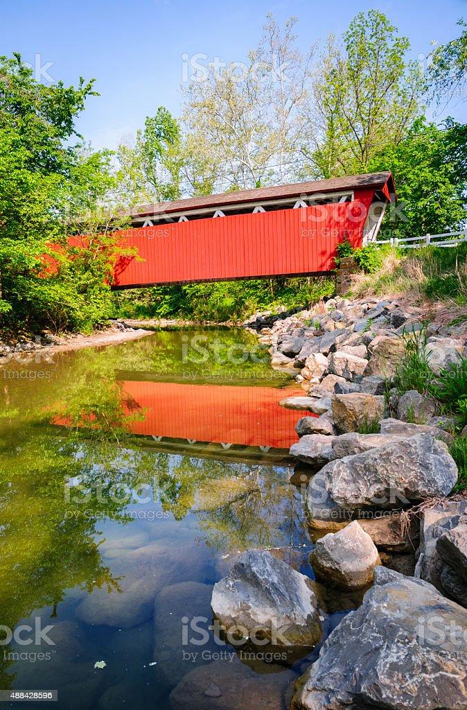 Cuyahoga Valley National Park stock photo