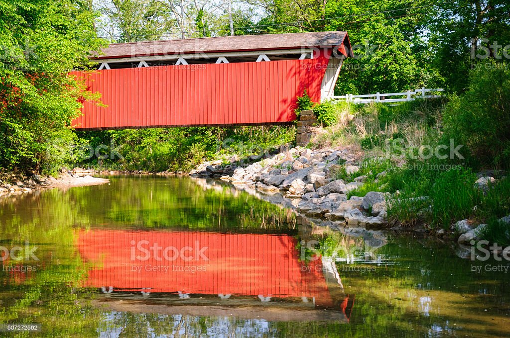 Cuyahoga Valley National Park stock photo
