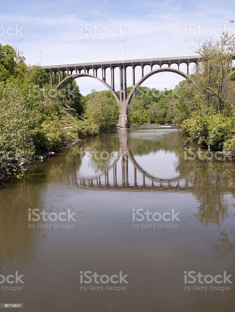 Cuyahoga Valley National Park royalty-free stock photo