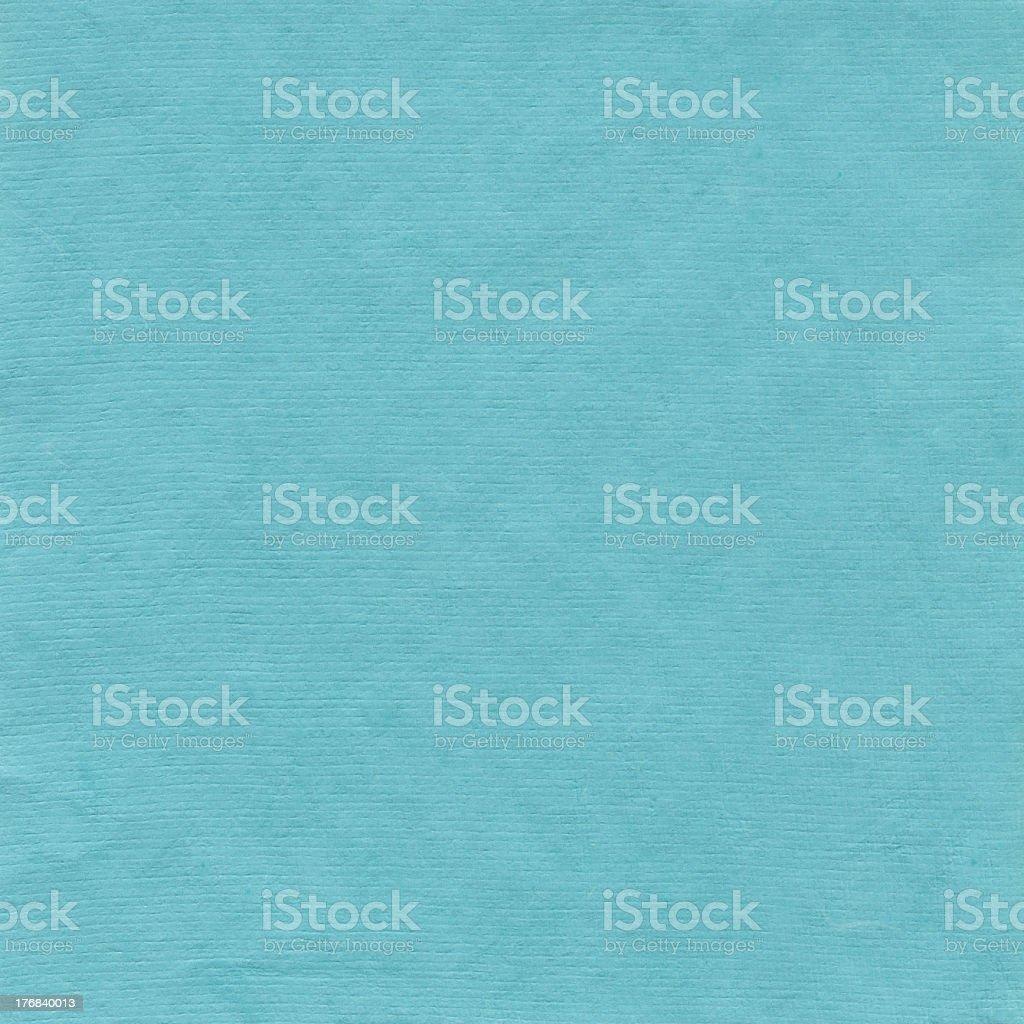 Cyan paper royalty-free stock photo