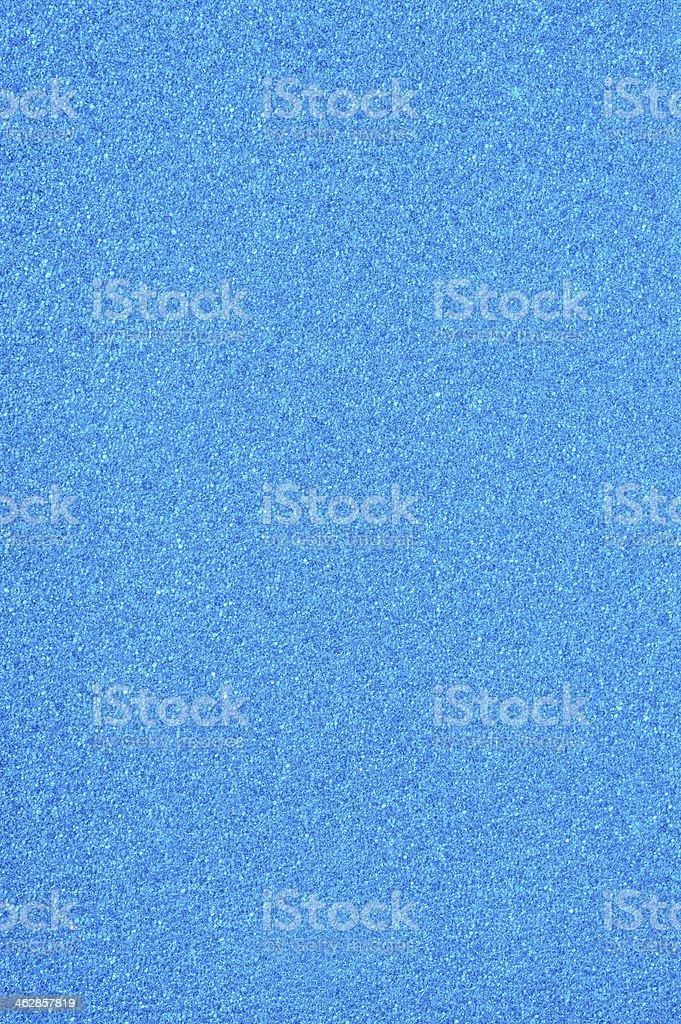 Cyan Sponge texture stock photo