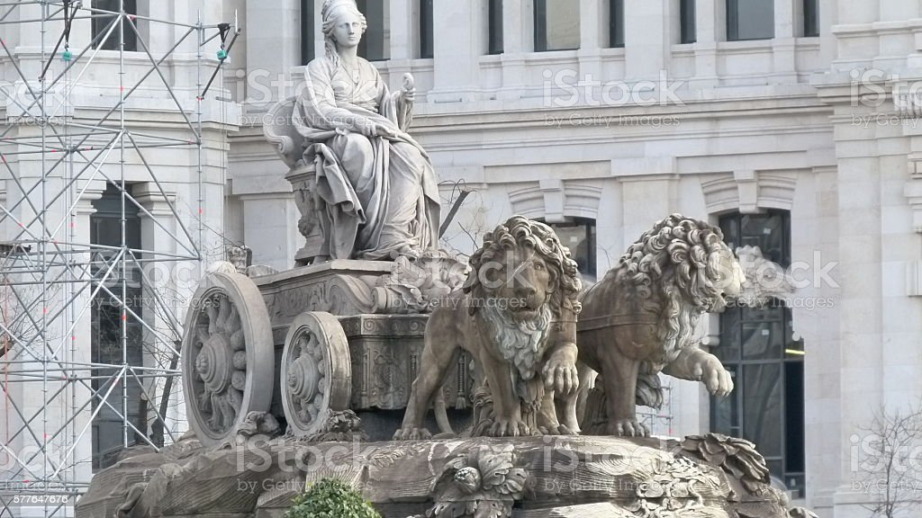 Cibeles stock photo