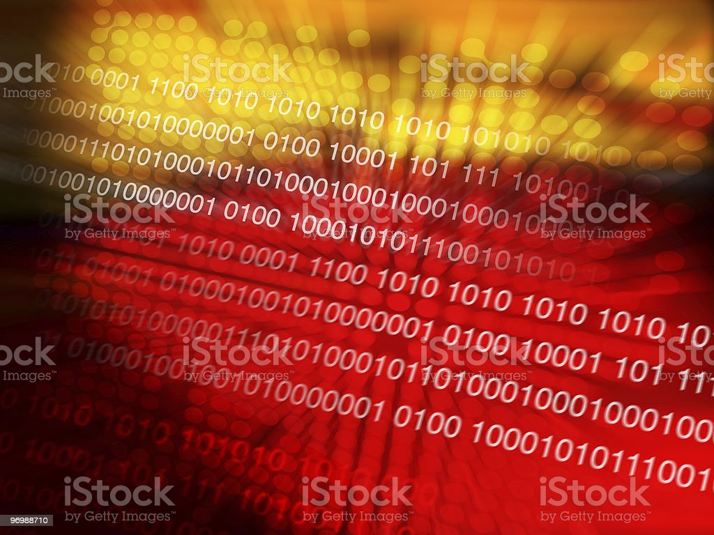 Cyber 04 stock photo