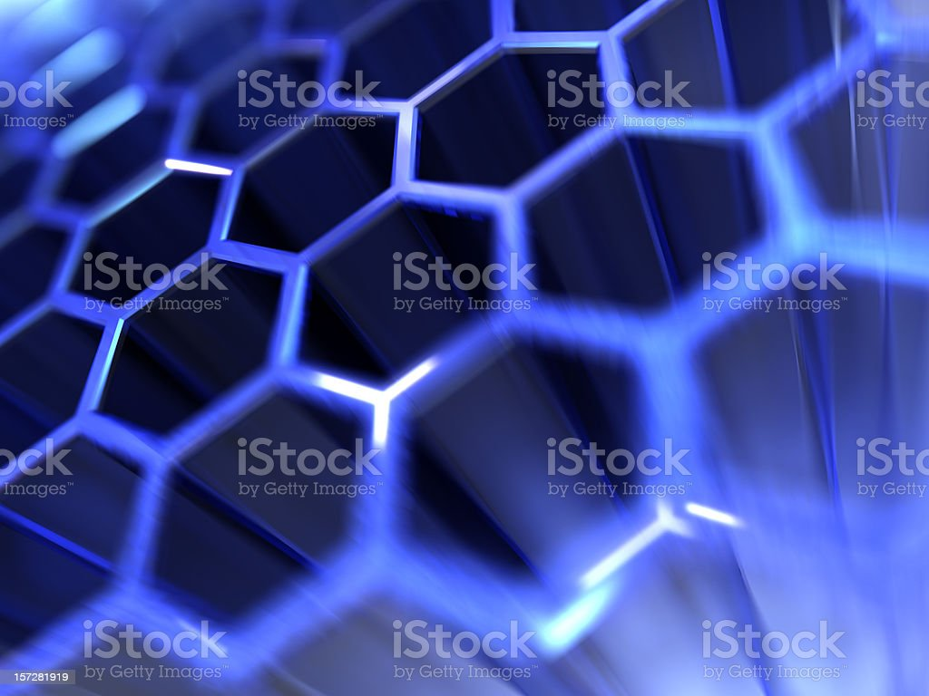 cybercells royalty-free stock vector art