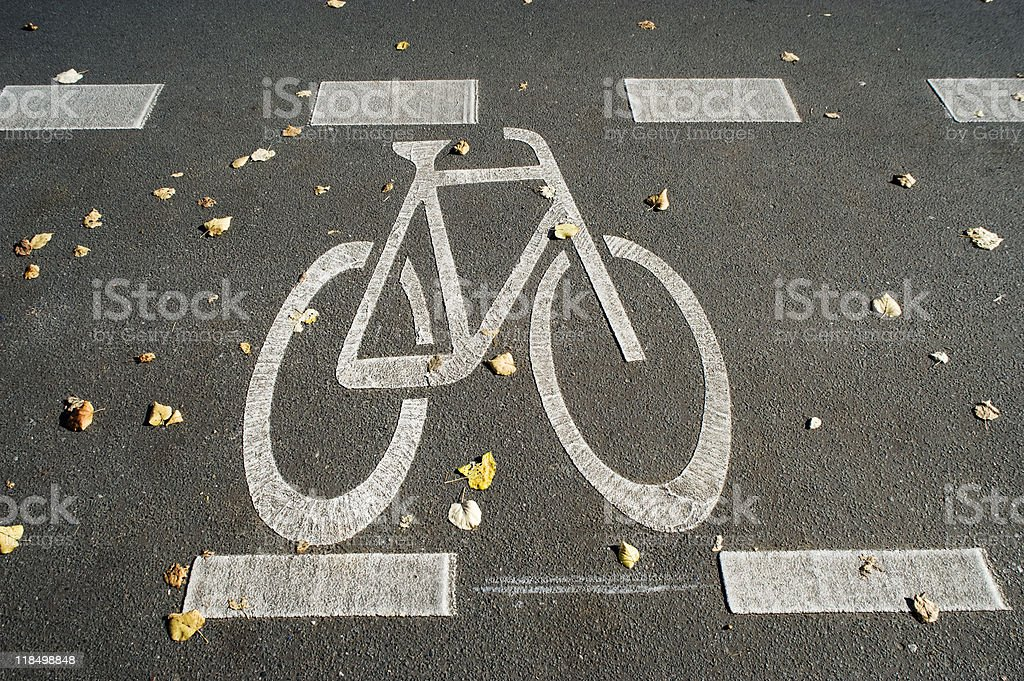 Bicicleta de Corrida foto royalty-free