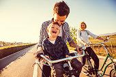Família Ciclismo