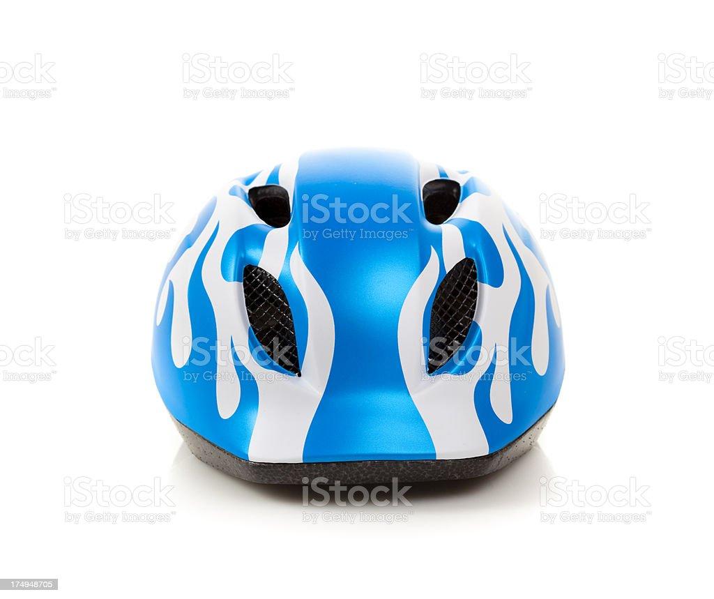 Cycling helmet royalty-free stock photo