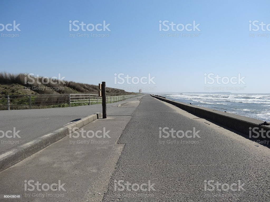 Cycling load which even leads where? stock photo