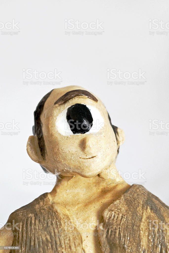 Cyclops stock photo