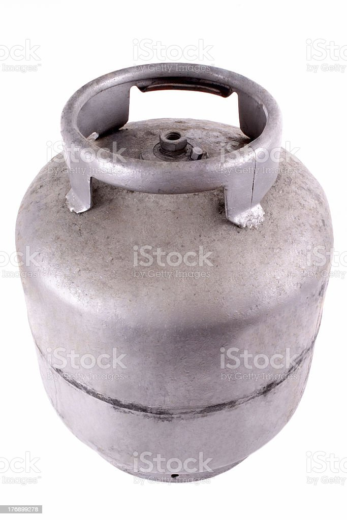 LPG cylinder royalty-free stock photo