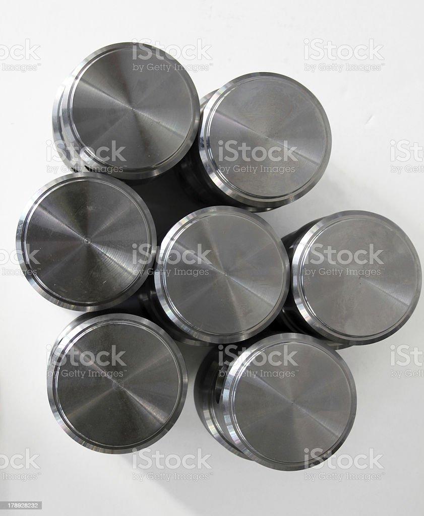 Cylinder royalty-free stock photo