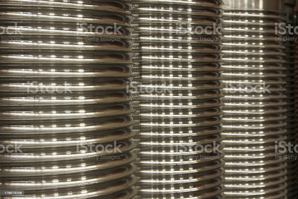Cylinder royalty-free stock photo