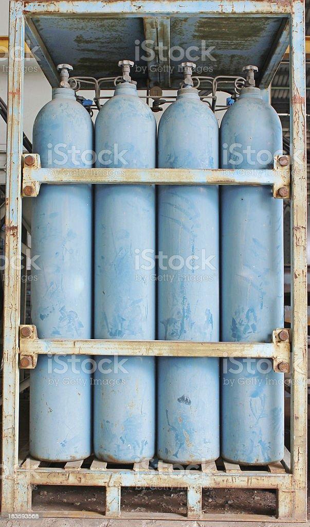 Cylinder. royalty-free stock photo