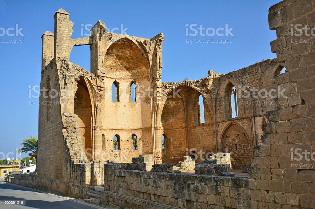 Cyprus, Famagusta stock photo