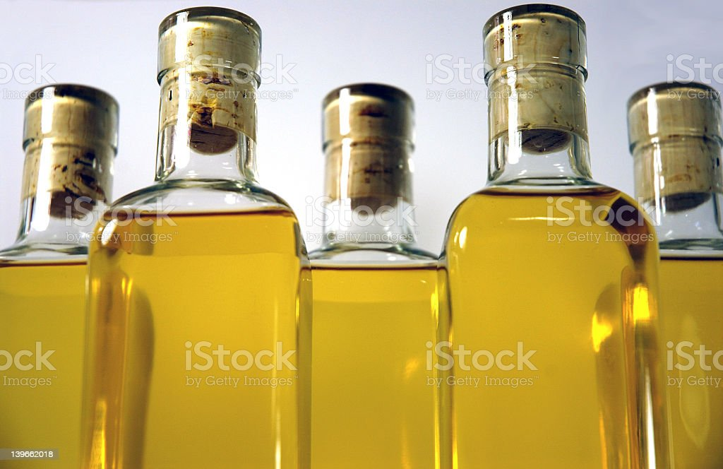 Cyser Mead stock photo