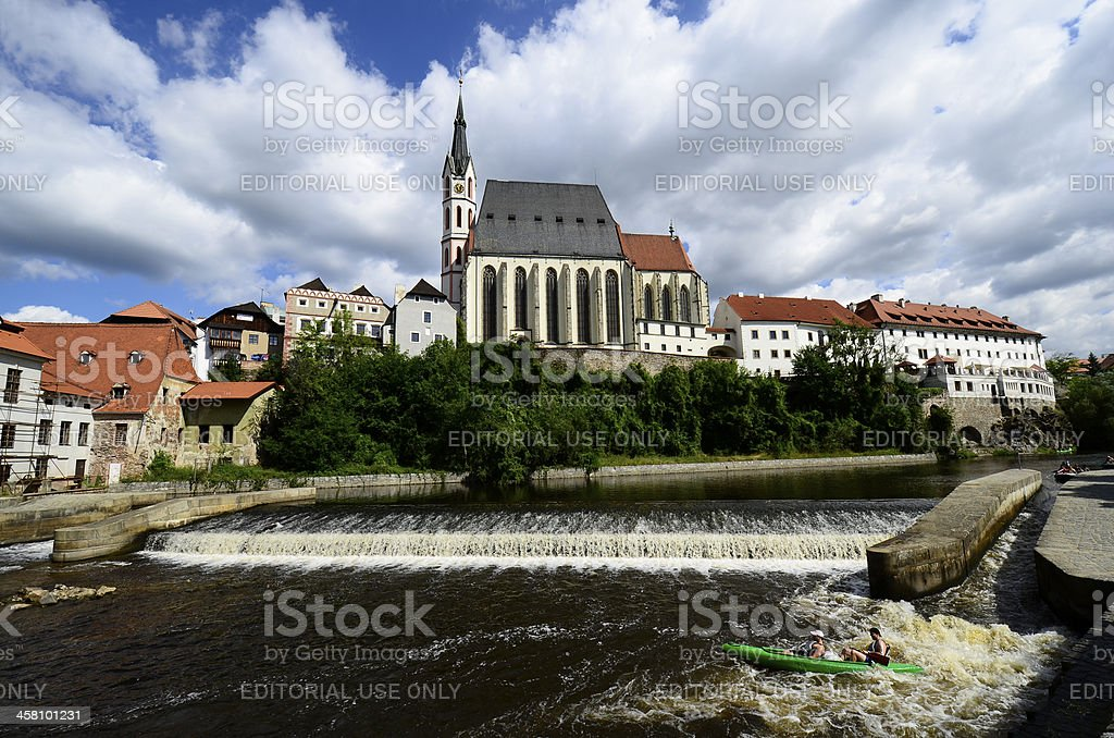 Czech Republic, Bohemia royalty-free stock photo