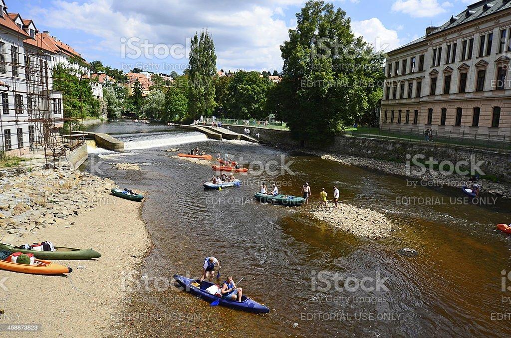 Czech Republic, Bohemia royalty-free stock photo