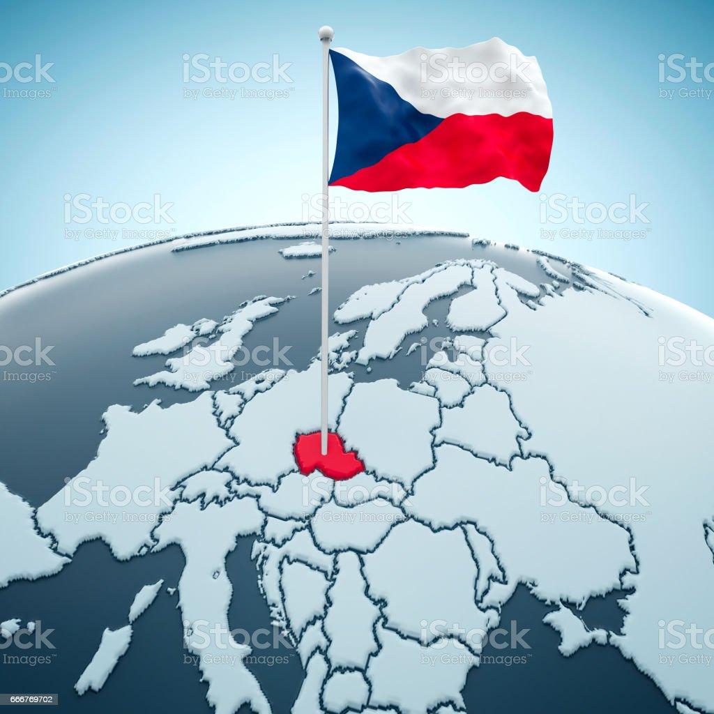 czech republic, Praga stock photo