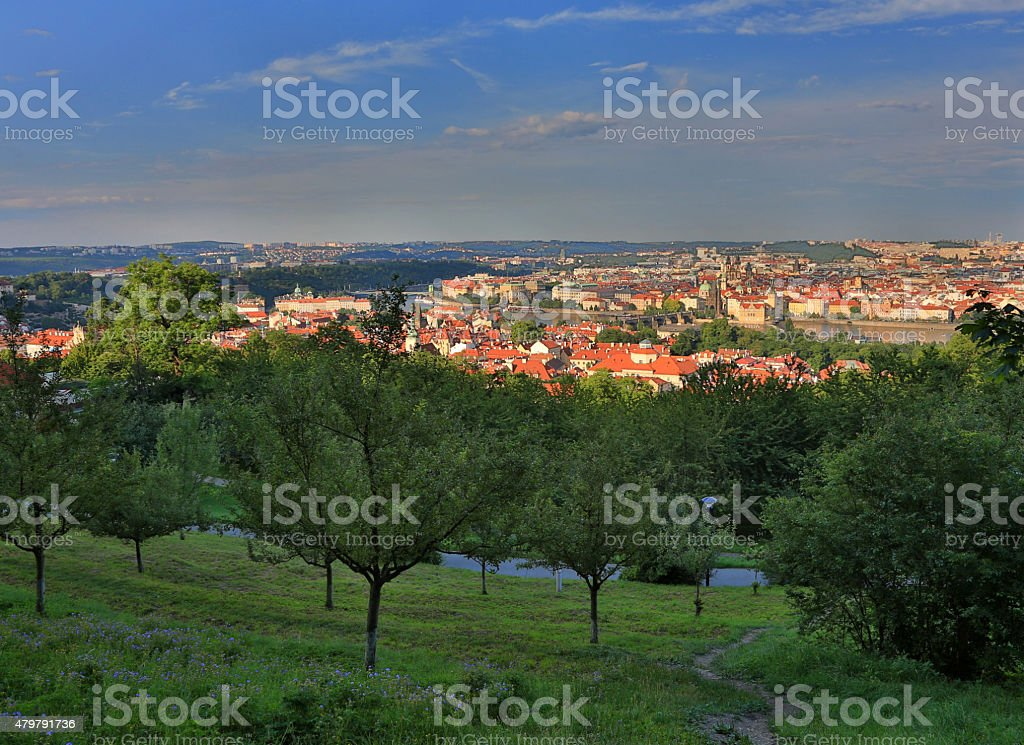 Czech Republic, Prague, city, stock photo