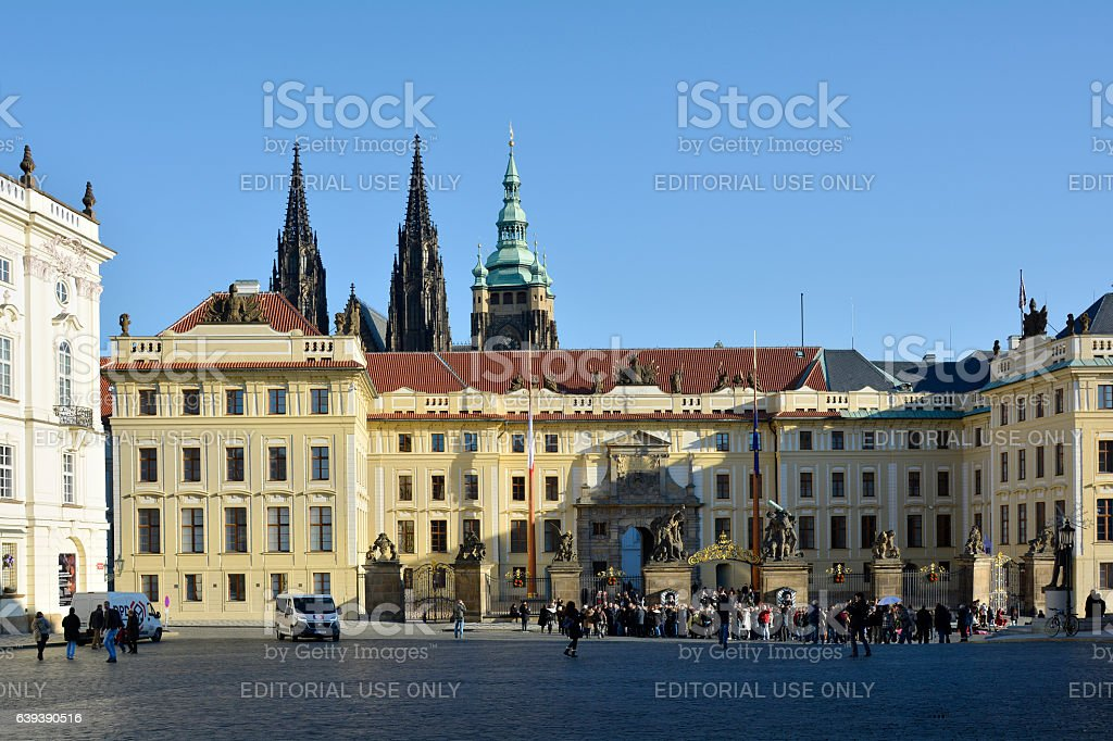 Czech Republic_Prague stock photo