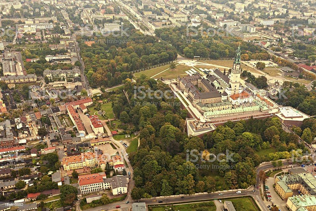 Czestochowa - Poland stock photo