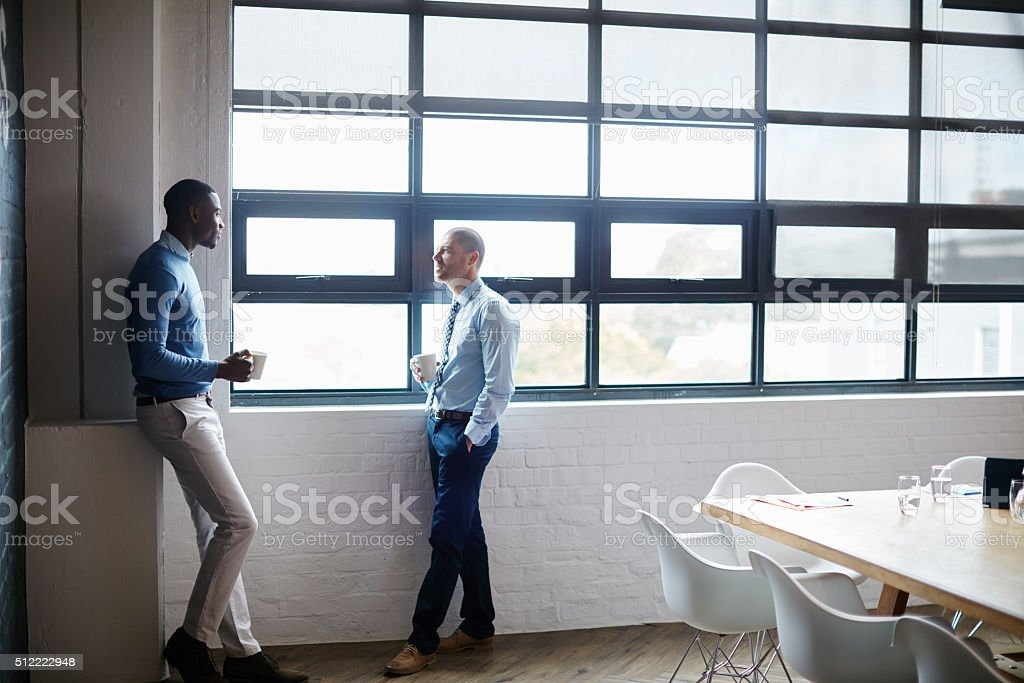 I'd like us to explore some of your ideas further stock photo