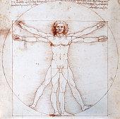 Da Vinci Vitruv