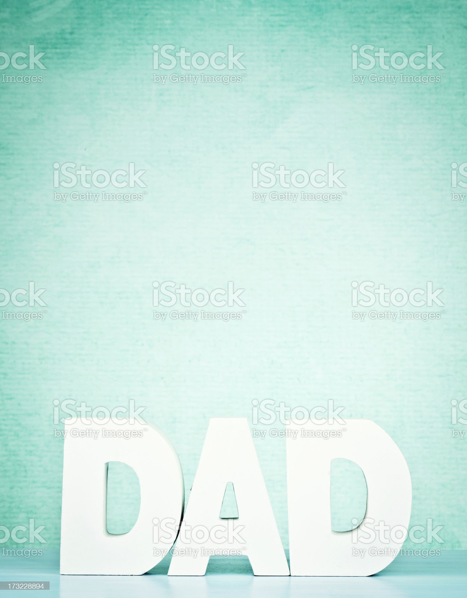 Dad royalty-free stock photo
