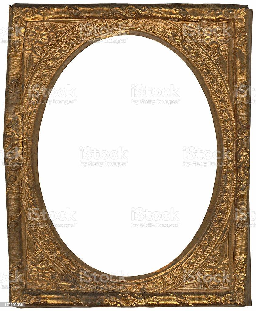 daggeurotype frame royalty-free stock photo