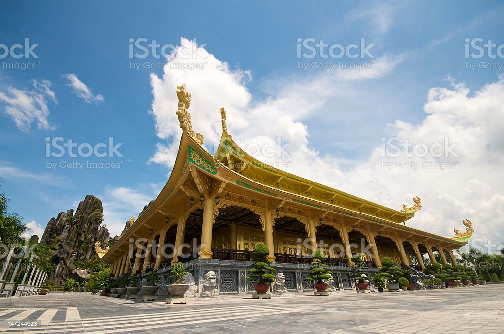 Dai Nam Vietnam stock photo