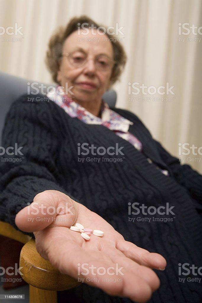 Daily dose stock photo