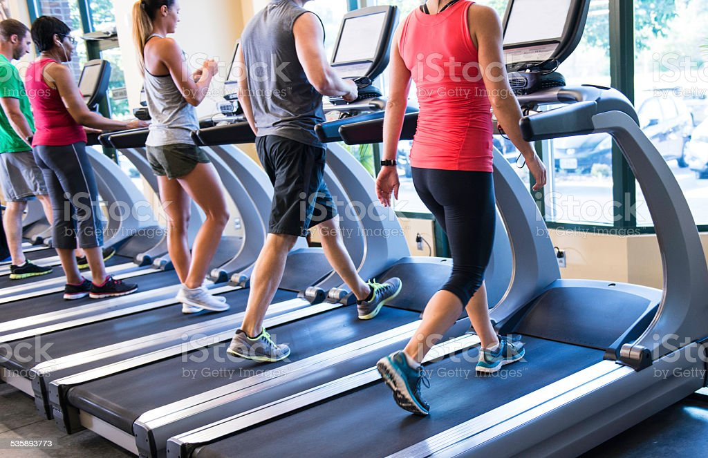 Daily Exercise stock photo