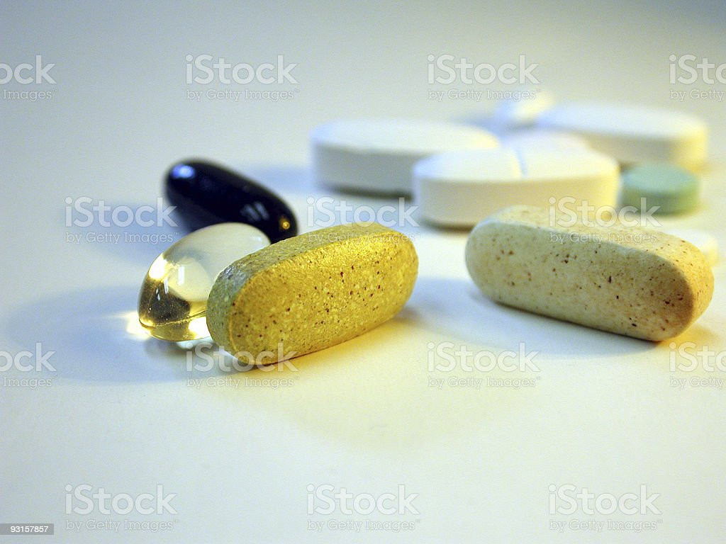 Daily Requirements stock photo
