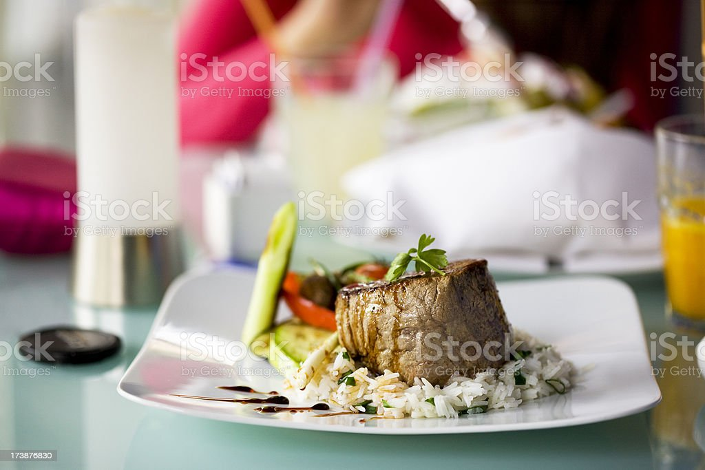 Daily Special royalty-free stock photo