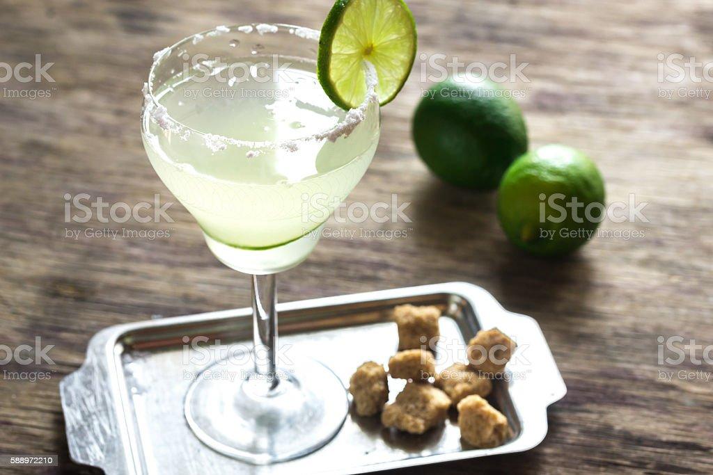 Daiquiri Cocktail stock photo