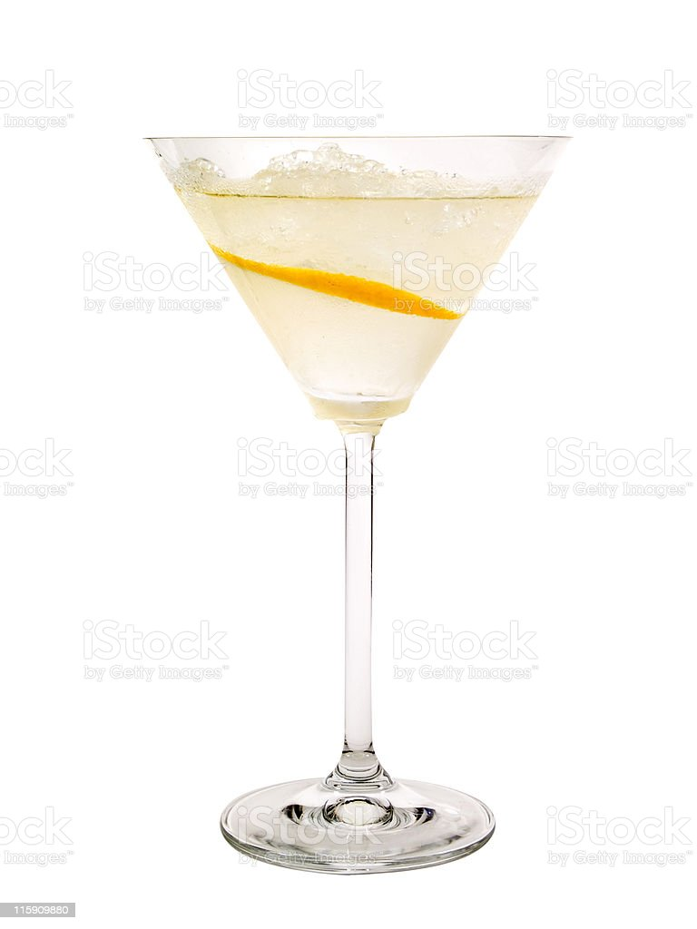 A daiquiri from the cocktails collection stock photo