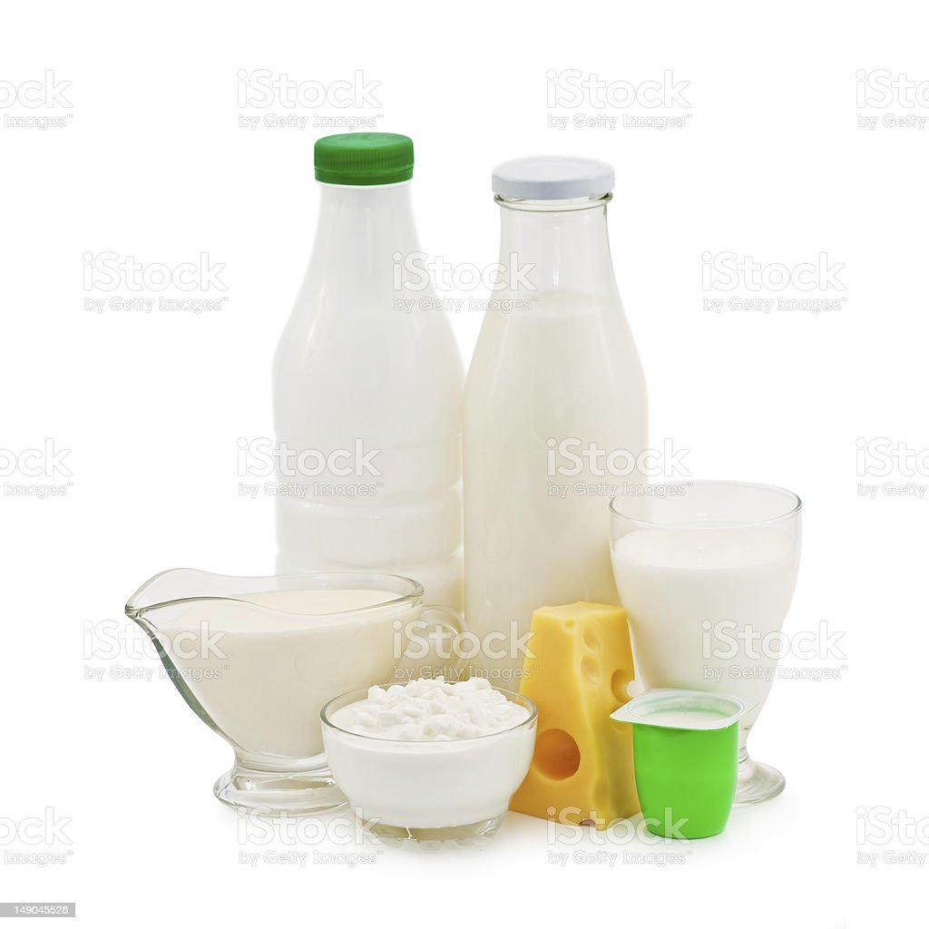 dairy royalty-free stock photo