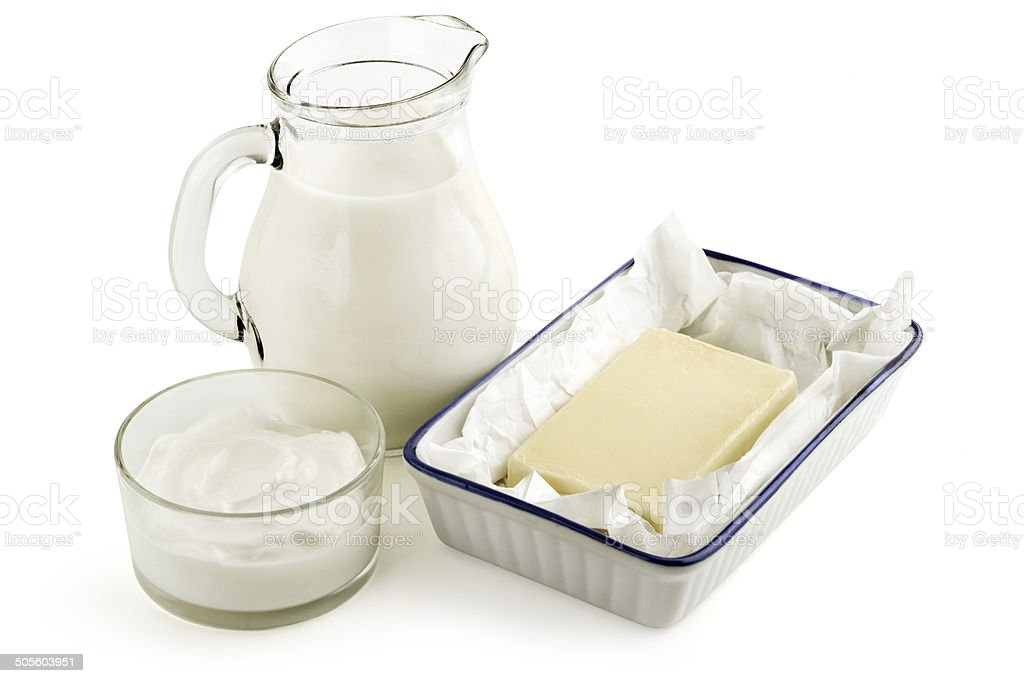 dairy stock photo