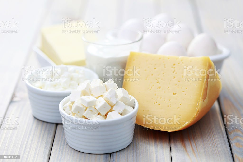 dairy product royalty-free stock photo