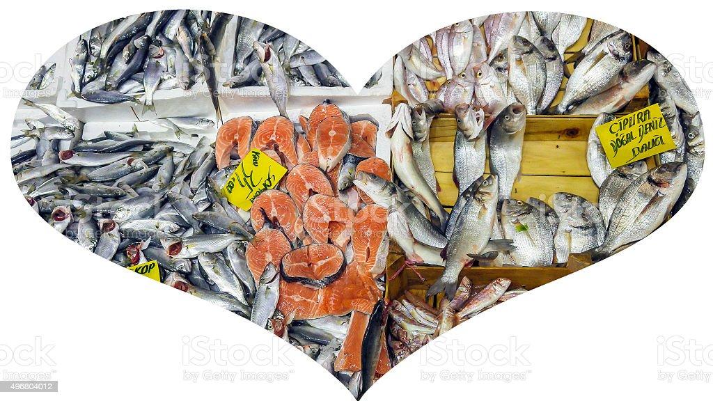 Daiyl Fish stock photo