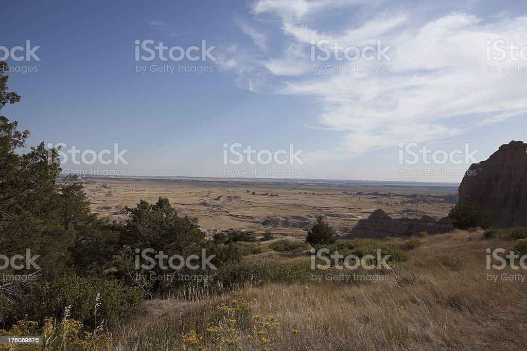 Dakotas Series royalty-free stock photo