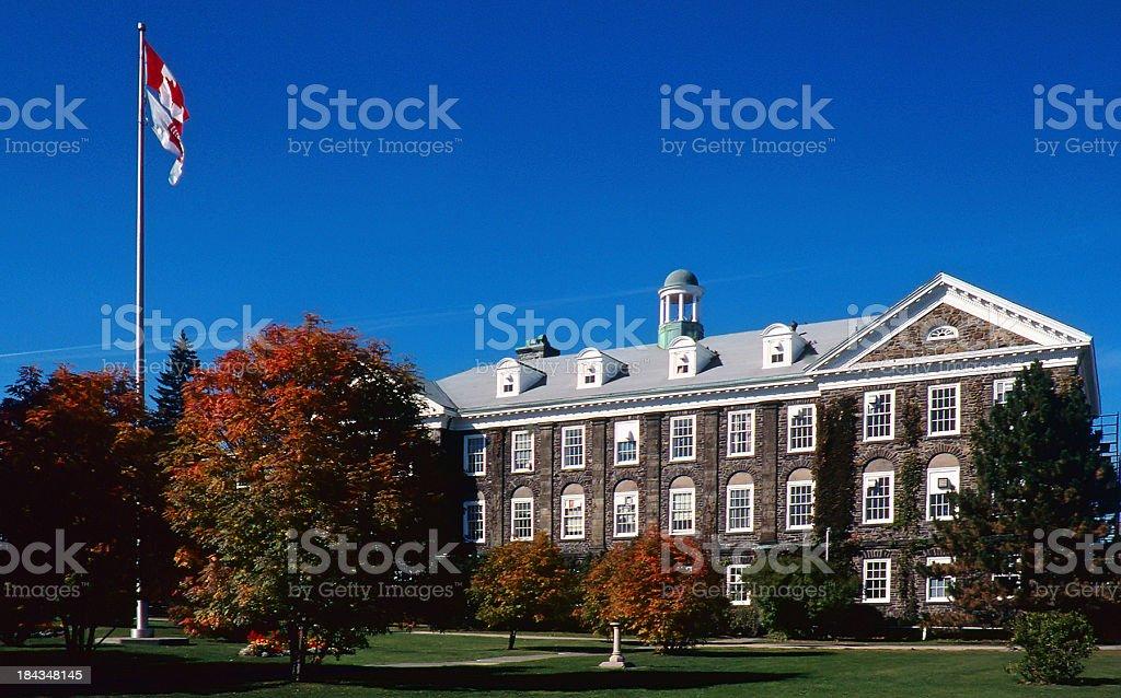 Dalhousie University Campus stock photo