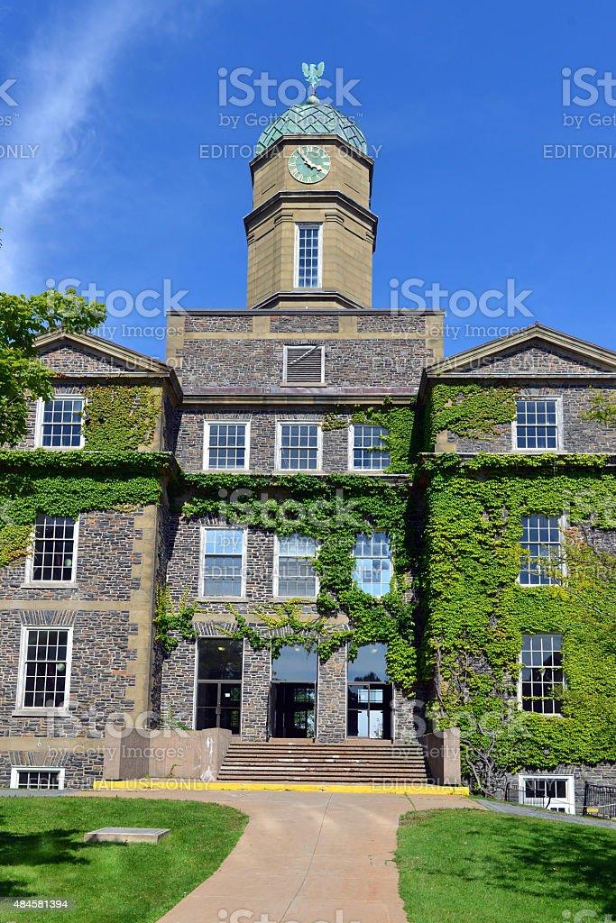 Dalhousie University in Halifax, Nova Scotia stock photo
