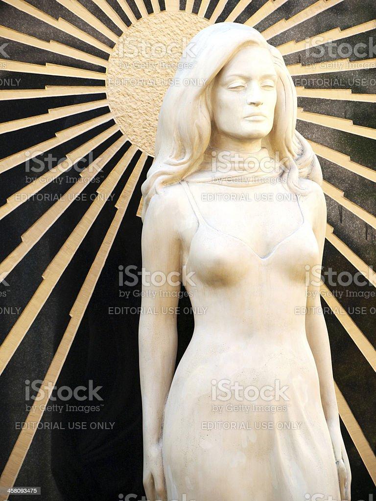Dalida royalty-free stock photo
