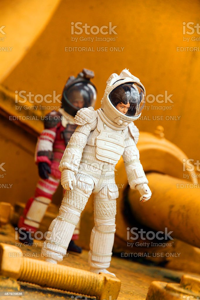 Dallas and Ripley stock photo