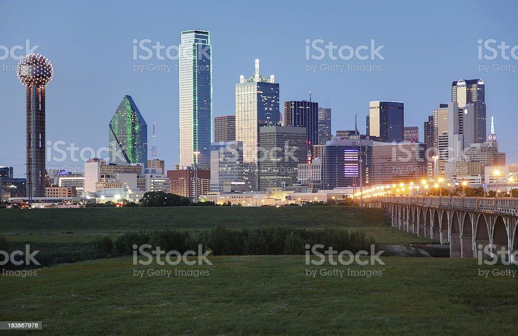 Dallas royalty-free stock photo