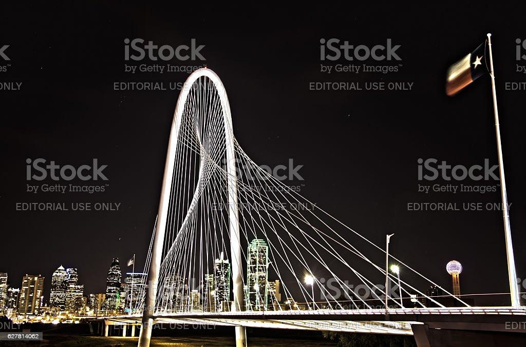 Dallas Skyline 1 stock photo